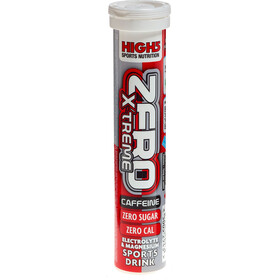High5 Electrolyte Drink Zero X'trem - Nutrición deportiva - Red Fruits 20 Tabs